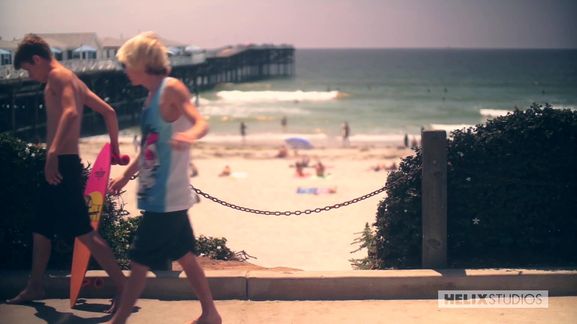 Bustin Beach Bums